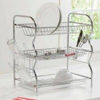 3 LAYER KITCHEN DRAINER