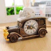 Classic car desk watch