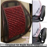 Luxury chair/sit back support