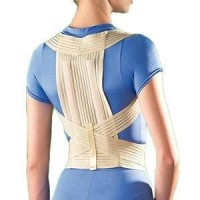 Rigid adjustable back support high quality