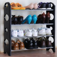 SHOE RACK PORTABLE FOLDING
