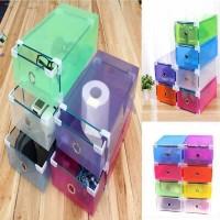 Drawer Style Stackable Organizer Polyurethane Boxes
