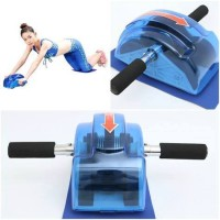 Roller slide exercise machine
