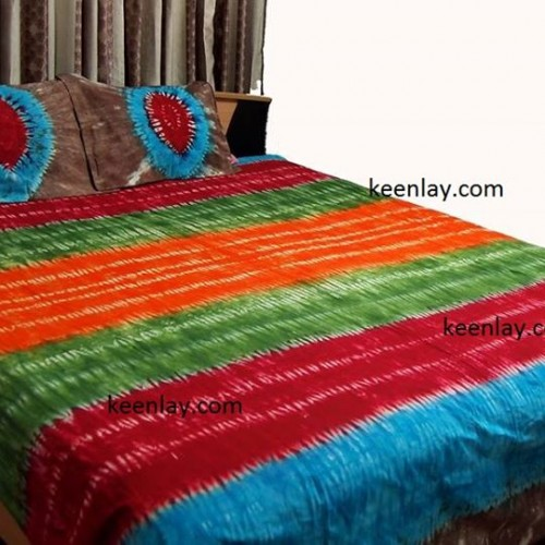 Batik bed cover item BBC 022