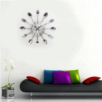 Spoon wall clock special