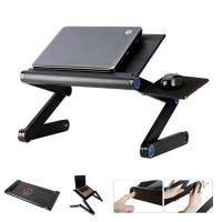 T9 laptop table with cooling fan
