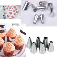 Cake decoration nozzle 12 piece set