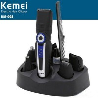 Kemei Hair Trimmer With Shaver Multifunction