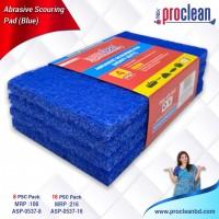 Abrasive Scouring Pad_Blue_ASP-0537