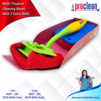 Multi-Purpose Cleaning Brush With Refill_MCB-9890