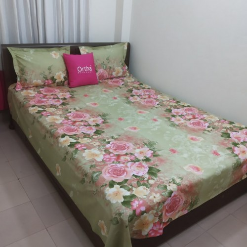 Ortha Twill Bed Cover