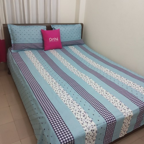 Ortha Classic Bed Sheet