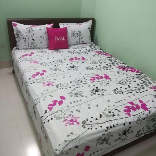 Ortha Classic Bed Sheet