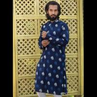 Men's Semi Long Panjabi
