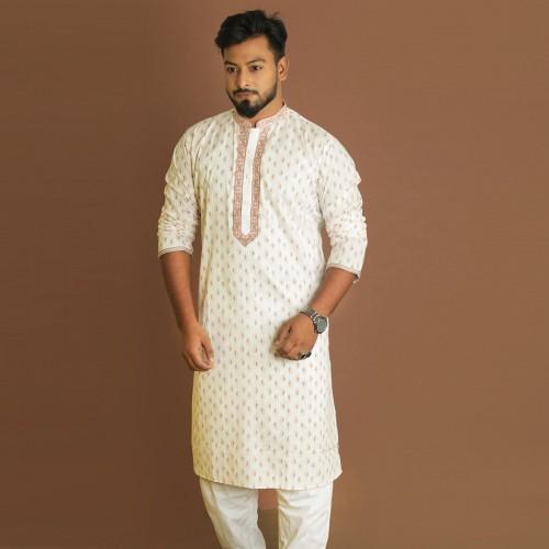 Indian Fabrics Quality Panjabi