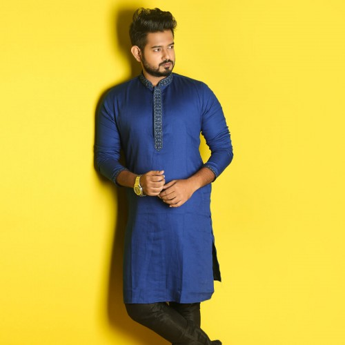 Indian Slim Fit Panjabi