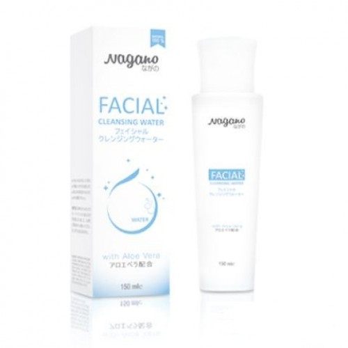 FACIAL CLEANSING WATER