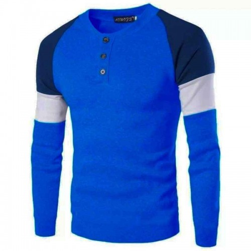 Full Sleeve Casual T-Shirt for Men