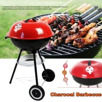 Electric BBQ Outdoor Indoor BBQ Grill Stand Camping