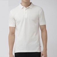 Polo T Shirt-White