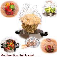 Name: Styleys Chef Basket 12 In 1 Kitchen Tool