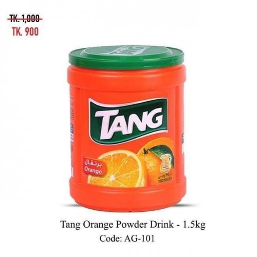 Tang Orange Powder Drink 1.5kg