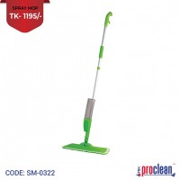 Microfiber Spray Mop For Hardwood Floor Cleaning - Wet And Dry