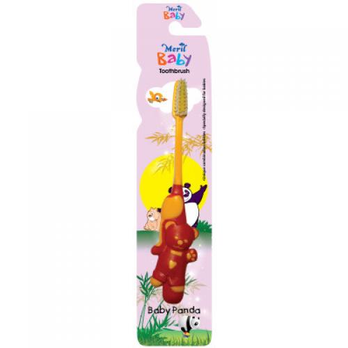 Meril Baby Toothbrush (Panda)