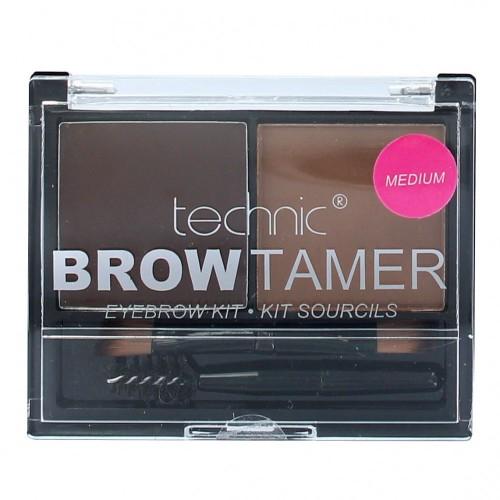 Technic Brow Tamer Eyebrow Kit - Medium